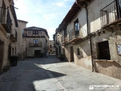Cañones del Río Cega y  Santa Águeda  – Pedraza;carrers girona excursiones españa